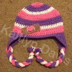 Doc Mcstuffins hat (image only, no pattern)