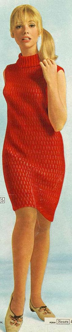 1960s Dresses & Skirts: Styles, Trends & Pictures.  Cay Sanderson.