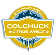 Icicle Brewing Company.Photo of Colchuck Citrus Wheat (Not available at Bavarian Lodge)