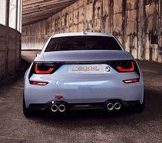 #BMW 2002 Hommage #Turbo www.asautoparts.com