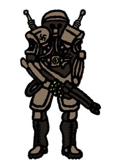 Nazi Robot.