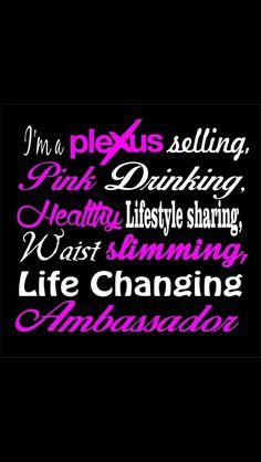 Dam right I am and I rock it.    www.shopmyplexus.com/ ashleymbecker