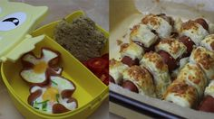 2 Finom és gyors étel suliba/munkába I Viszkok Fruzsi