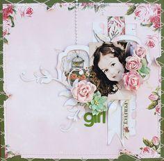 Perfect Girl * C' est Magnifique July Kit* - Scrapbook.com