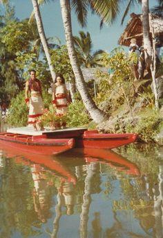 Polynesian Cultural Center  1981