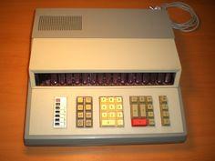 Iskra 221 russian calculator from 1975