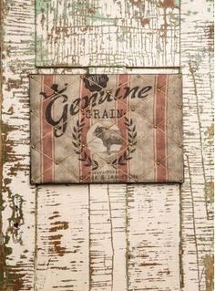 Grain Logo Memo board