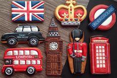 Старая добрая Англия)  #имбирныепряникиназаказ #имбирноепеченье #family_desserts #cookies