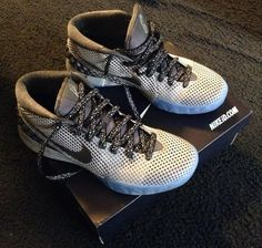 wholesale dealer 7b590 bf183 Laced Up Laces Black Splatter Shoelaces x Kyrie IDs  Only on  www.laceduplaces.