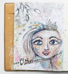 purplemailbox.com: Art. Paint. Journal. Play... Closure...