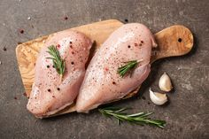 Buy Fresh chicken fillet with spices on cutting board by ff-photo on PhotoDune. Fresh chicken fillet with spices on cutting board Chicken Processing, Fresh Chicken, Grocery Store, Carne, Whole Food Recipes, Cutting Board, Spices, Healthy Eating, Health Benefits