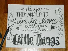 Four Lyrics Posters → Change Your Ticket - One day I'll...