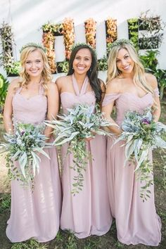 cc778e750b Look Fabulous For Your Besties Big Day With Help From Revelry. Cute Bridesmaid  DressesBohemian ...