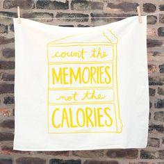 Dish Towel / Nourishing Notes #kitchen