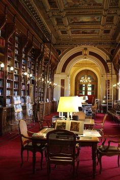 Sénat Bibliothèque - Biblioteca / Library