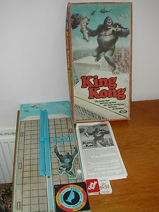 KING KONG GAME - IDEAL - 1976