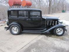 4 Door Sedan 1932 Chevy Sedan