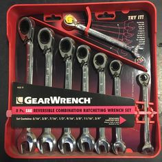 #GoodMorning #HappyHolidays #GiftsForHim #GiftsForDad #Mechanic #ConstructionWorker #Project #Tools #Garage #Shop #GearWrench #Metric #Ratchet #Wrench #Set #Gift #LastMinuteGifts #LastMinuteGiftIdeas #GiftsUnder50