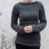 Knit Sweater {Discipline}