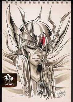 More sketches with Copic markers warm greys and Pentel brush pen This time Virgo Shaka from Saint Seiya. I hope you like it COPIC sketch 45 SHAKA Manga Pictures, Pictures To Draw, Anime Saint, Virgo, Arte Game Of Thrones, Knights Of The Zodiac, Pentel Brush Pen, Copic Sketch, Gold Art