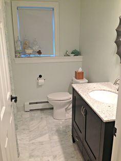KristinMarie: Bathroom Reveal