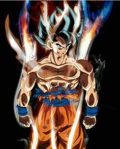 Will Goku Transform? ----------ignore tags---------------- #dbz #dbs #dragonballz #dragonballsuper #anime #manga #goku #Vegeta #gogeta #vegeto #ssb #saiyan #gohan #krillin #trunks #battleofgods #funimation #goten #futuretrunks #chichi #bulma #whis #beerus