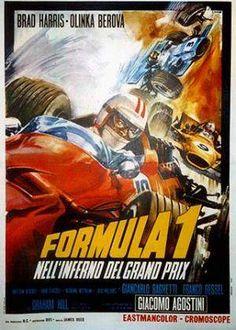 Formula 1 nell'inferno del gran prix film 16mm