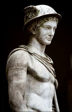 Hermes/Mercury on Pinterest | Hermes, Romans and Statues