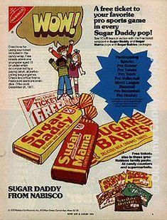 Sugar Daddy - OldTimeCandy.