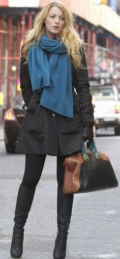 #blakelively http://www.secondskinstyling.com/2014/11/inspiration-by-blake-lively.html