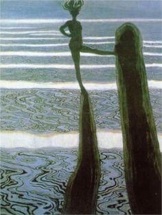 Leon Spilliaert 1881-1946