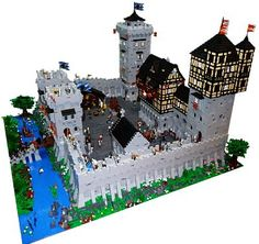 The Classic Castle dot Com Featured MOC Archive