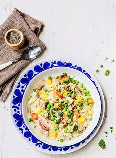 Lammefrikassé er klassikeren som er enkel å lage og perfekt som søndagsmiddag om høsten. Her er tipsene som garanterer suksess!