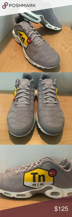 Nike Air Max Plus NS GPX Atmosphere Gray AJ7181-001 New Men/'s Shoes Multi Size