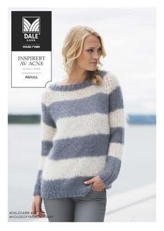 Knitwear, leather and fur fashion Sweater Knitting Patterns, Knit Patterns, Free Knitting, Knitwear Fashion, Fur Fashion, Angora, Mohair Sweater, Sweater Weather, Knit Crochet