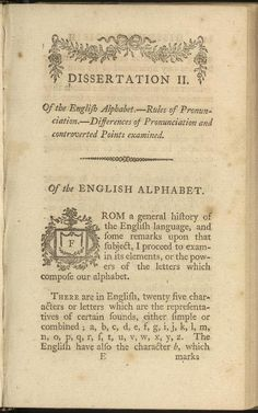 Noah webster dissertations on the english language. Title list: Early American Imprints, Series II: Supplement from the American Antiquarian Society, 1801-1819