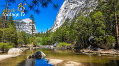 50% discount on all #stockfootage #videoclips On this picture #Mirrorlake in #yosemite #California #Nationalpark #USA #filmmaterial #stockvideos #hd #4k