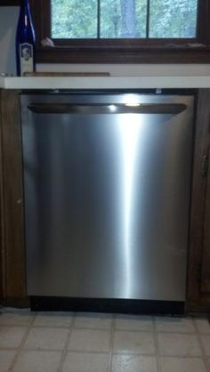 Frigidaire Gallery Top Control Built-In Dishwasher with OrbitClean Spray Arm in Smudge Proof Stainless Steel FGID2466QF at The Home Depot - Mobile