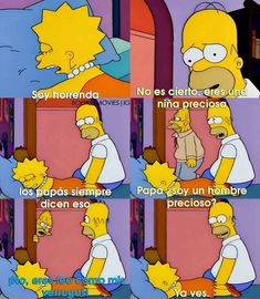 Page 2 Read Parte 74 from the story Mis shipps by (doni) with 166 reads. Simpsons Frases, Simpsons Funny, Simpsons Episodes, Simpsons Quotes, The Simpsons, Memes Humor, Bts Memes, Jokes, Family Guy Quotes
