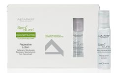 MOISTURIZING TREATMENT An intensive leave-in treatment that repairs brittle hair instantly, leaving it smooth and damage-free. When used daily, hair will regain its natural vitality.   USAGE INSTRUCTIONS Apply the content of one vial to damp hair. Style as desired without rinsing.  SIZES 6 x 13 ml vials
