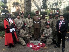 On Friday 7 November Communities Minister Lord Ahmad joined servicemen, cadets and Lambeth residents in a commemoration service in Lambeth for World War One hero Captain John Vallentin VC .  One hundred years ago that day at the First Battle of Ypres, Captain John Vallentin VC inspired the men around him with his exceptional bravery for which he was awarded the Victoria Cross, Britain's highest military honour.