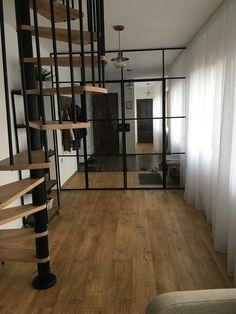 Interior Shelving, Divider, Industrial, Interior, Room, Furniture, Home Decor, Shelves, Bedroom
