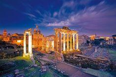 Věčné město Řím
