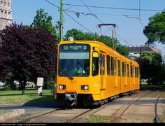 RailPictures.Net Photo: 1545 Budapest Transport Limited (BKV.Zrt) TW 6000 at Budapest, Hungary by Balázs Bálint