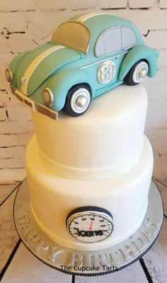 VINTAGE BEETLE by The Cupcake Tarts