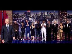 David Letterman Retire From Last Night Show