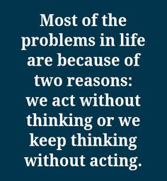 Take an action and think positively if you want to succeed. #success #inspirationalquotes #personaldevelopment