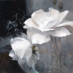 Poppy Bouquet I Canvas Print by Willem Haenraets Art Floral, Images D'art, Framed Artwork, Wall Art, Canvas Artwork, Canvas Prints, Art Prints, Oeuvre D'art, Painting Inspiration