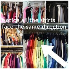 Closet tips and tricks to help fit more into your closet