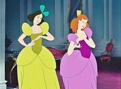 Drizella Tremaine, Anastasia And Drizella, Animation Disney, Disney And More, Walt Disney, Cinderella, Disney Characters, Fictional Characters, Disney Princess